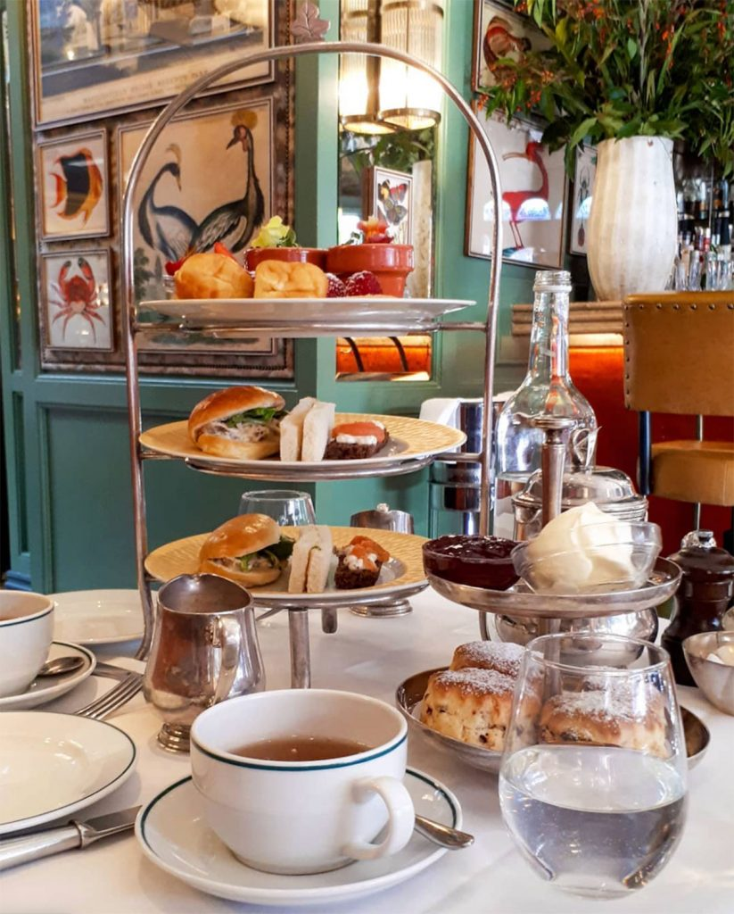 I migliori afternoon tea a Londra consigliati da Alessandra Rovetta