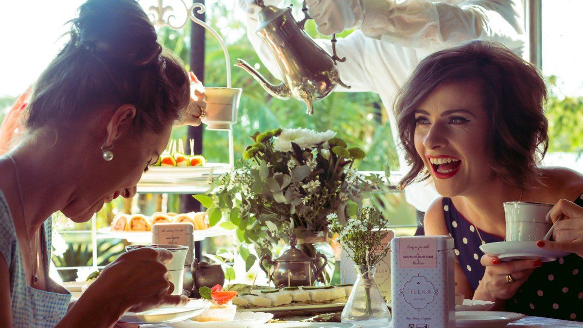 Tielka tea è un marchio di tè australiano biologico ed ecosostenibile