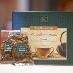 Tea Selection di PETER'S TeaHouse con infusi, tè e/o tisane