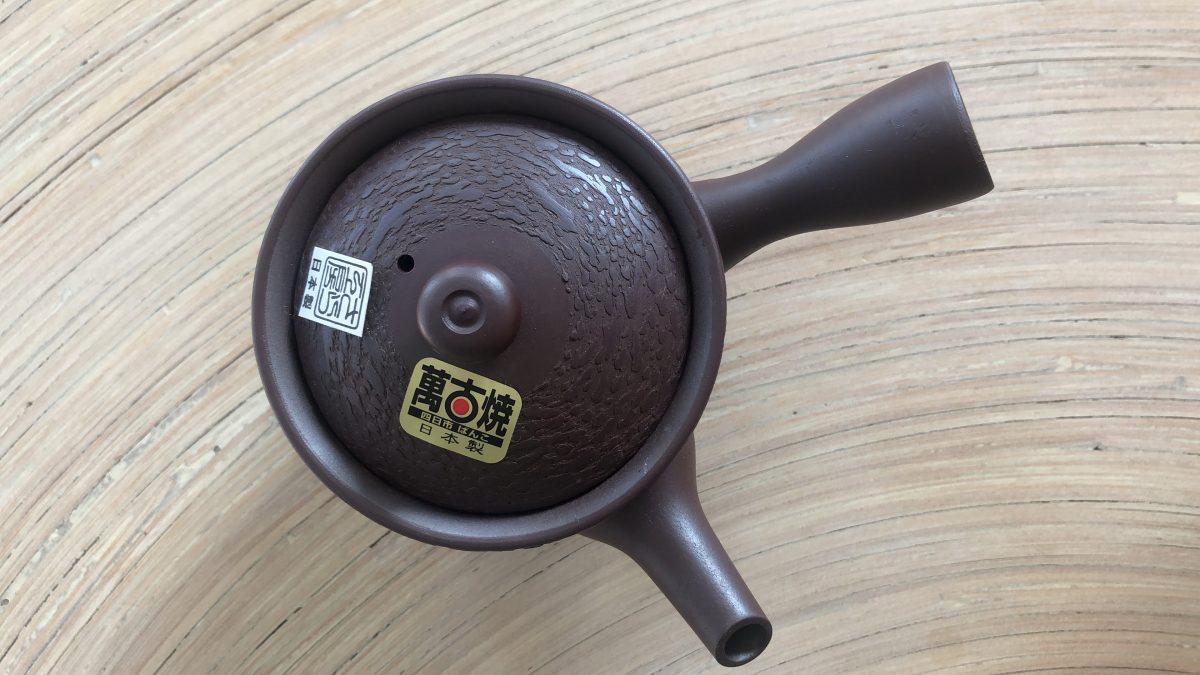 Set da tè giapponese: scopriamo la teiera kyushu